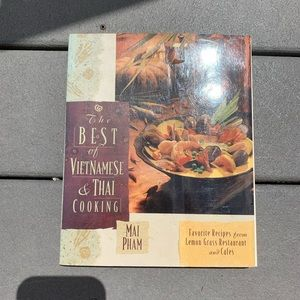 VIETNAMESE AND THAI COOKBOOK RECIPES MIA PHAM USED